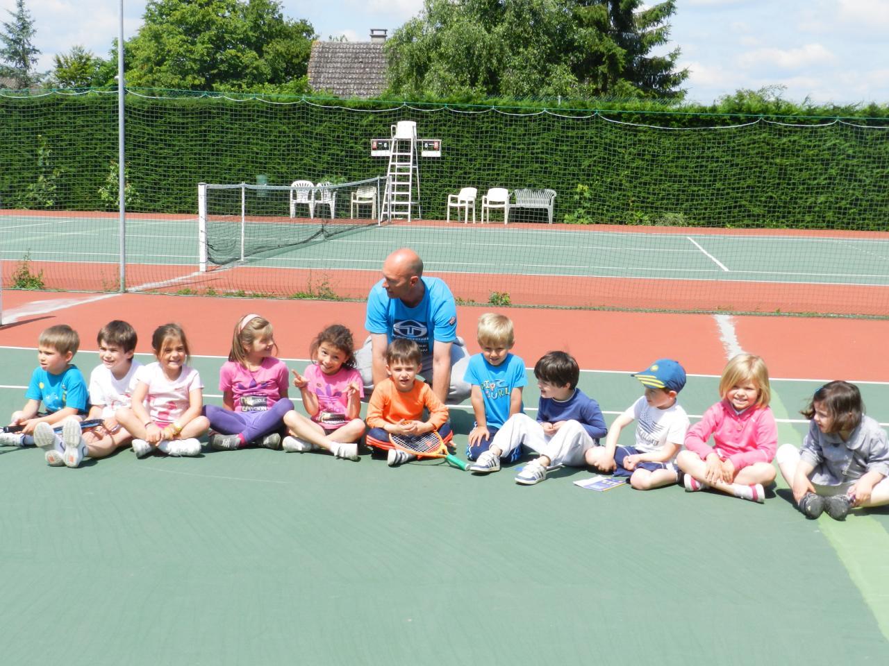 Les Champions du mini-tennis